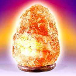 Himalayan Ionic Salt Crystal Lamp