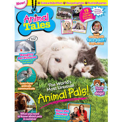Animal Tales Magazine Subscription 6 Issues
