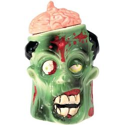 Zombie Treat Jar