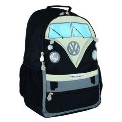 Volkswagen Camper Bus Backpack in Black