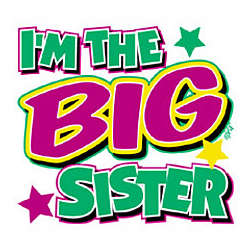 I'm The Big Sister Youth T-Shirt