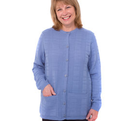 Women's Cardigan Sweater with Pockets