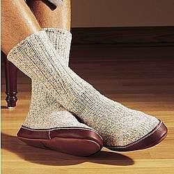 Space Shuttle Slipper Socks