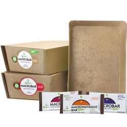 Organic Macrobiotic Snack Bars - Case of 15
