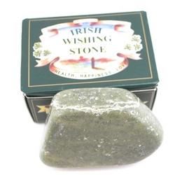 Irish Connemara Marble Wishing Stone