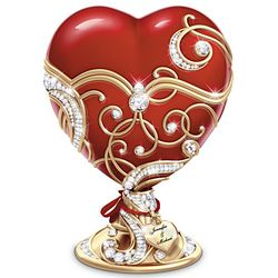 You Hold The Key To My Heart Personalized Music Box