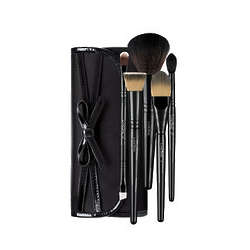 Lancome Deluxe Brush Set & Makeup Case