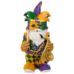 New Orleans Garden Gnome