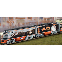 San Francisco Giants Express Train Set