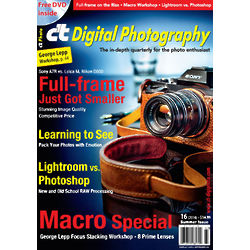 C't Digital Photography Magazine - Quarterly Subscription