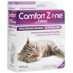 Comfort Zone Plug-In Stress Reducer Refill for Cats
