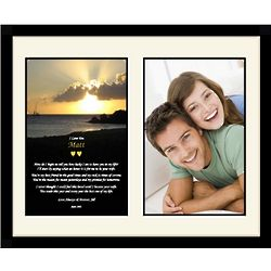 To Husband From Wife Personalized Framed Poem