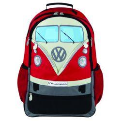 Volkswagen Camper Bus Backpack in Red