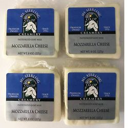 Goat Milk Mozzarella Cheese