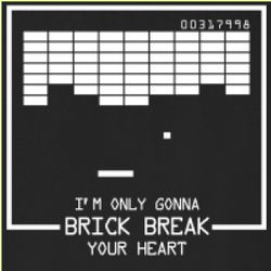 I'm Only Gonna Brick Break Your Heart T-Shirt