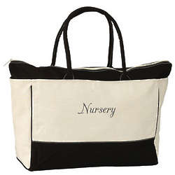 Mother's Nursery Eco Friendly Zip Tote