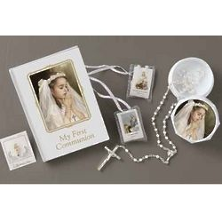 First Communion Accessory Set for Girl