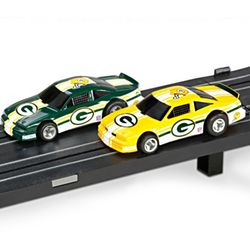 NFL Choose Your Team Electric Slot Car Set