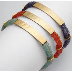 Friendship Gemstone Bracelet