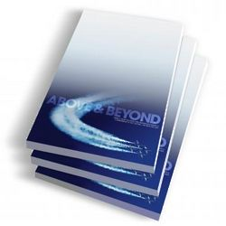 Above and Beyond Notepads