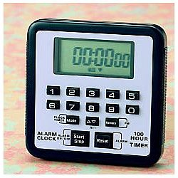 Count Up/Count Down Timer & Clock