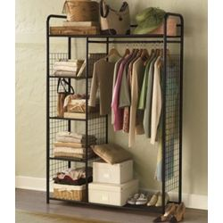 Ultimate Organizer Hanging Clothes Rack