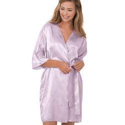 Dreamy Satin Robe