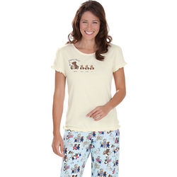 Vermont Teddy Bear Mama Bear Pajamas