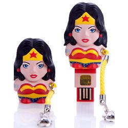 Wonder Woman Micro SD USB Card Reader