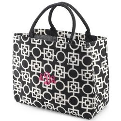 Black Leta Day Tripper Tote