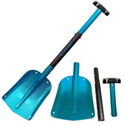 Blue Lifeline First Aid Aluminum Sport Utility Shovel