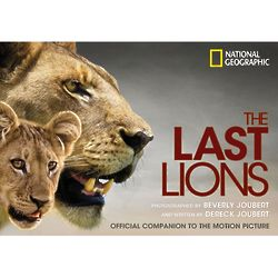 The Last Lions Book