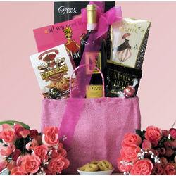Diva Chianti Classico Women's Wine Gift Basket