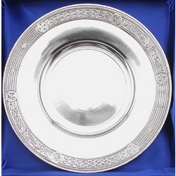 Irish Pewter Paten