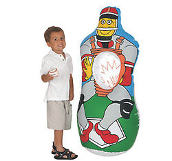 Inflatable Baseball Game