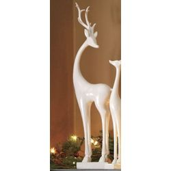 21 Inch Deer Figurine