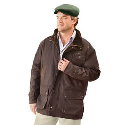 Irish Wax Cotton Jacket