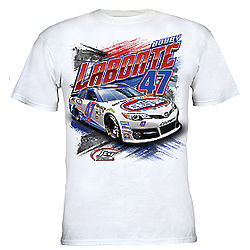NASCAR Bobby Labonte #47 Draft T-Shirt