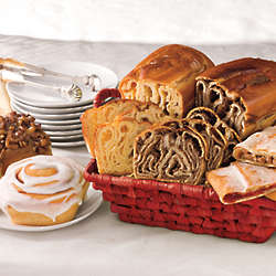 Pastry Paradise Gift Basket