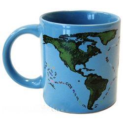 Global Warming Heat Sensitive Mug