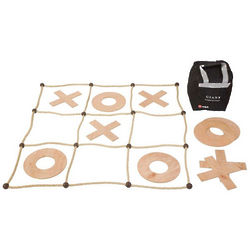 Giant Tic Tac Toe Set