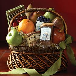 Fruitful Affair Gourmet Gift Basket