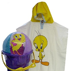 Tweety Bird Childs Beach Set