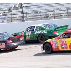 Racecar Speedway Ride Along