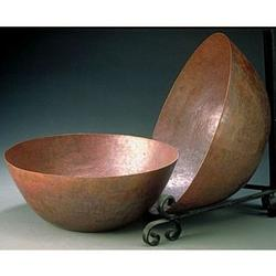 Paul Revere Pottery Hammered Copper Bowl