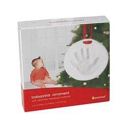 Baby Print Ornament Kit