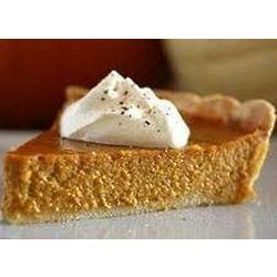 Pumpkin Pie Homemade Scented Oil