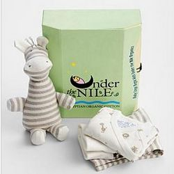 Organic Cotton New Baby Gift Set