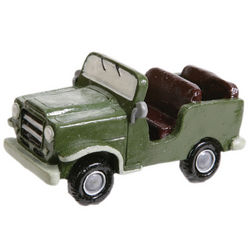 Jeep Aquarium Ornament