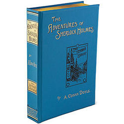 The Adventures Of Sherlock Holmes First Edition Replica Book